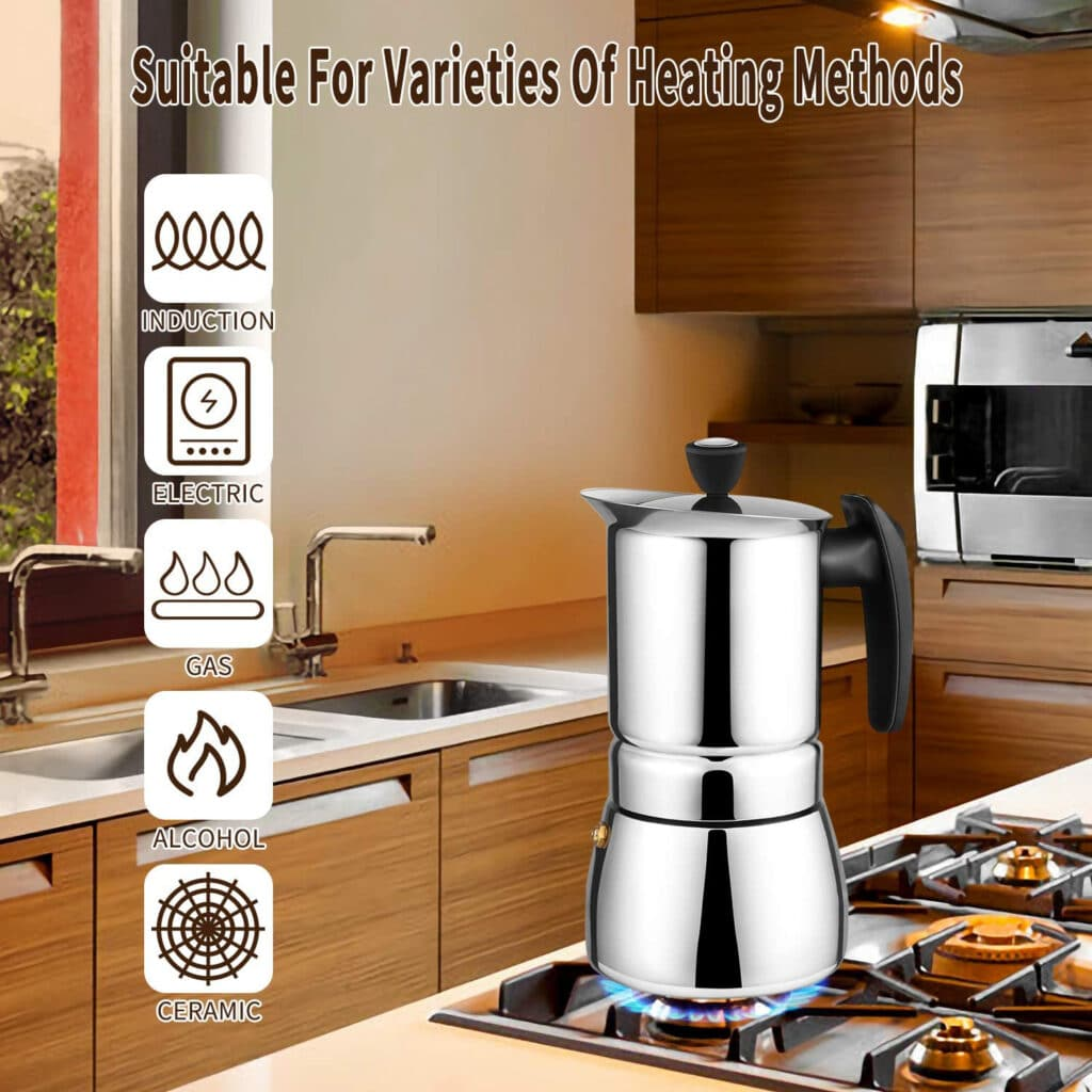 how do you use a stovetop coffee maker